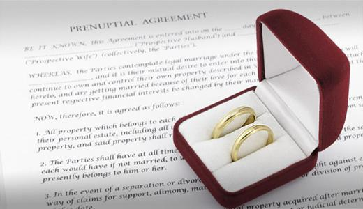 Prenuptial -Agreements