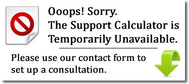 Divorce Support Calculator